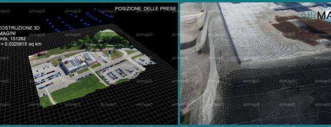 Ricostruzione 3D con tecnologia SAPR