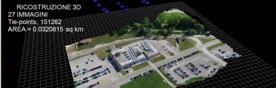 APPROFONDIMENTO – Servizi Ricostruzione 3D