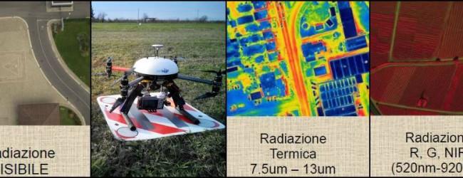 UAS - Unmanned Aircraft Systems - I sensori integrati a bordo drone